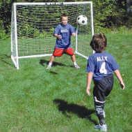 Soccer Net For Backyard by Best Soccer Goals For Kids Reviews
