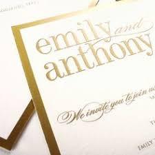 vera wang wedding invitations vera wang black bordered invitation and envelope wedding