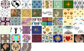 design contest vote for your favorite tattoo themed fabrics