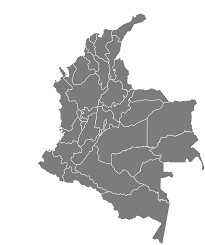 Colombia World Map by Free Blank Colombia Map In Svg Resources Simplemaps Com