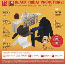 Barnes N Noble Black Friday Uniqlo Black Friday 2017 Sale U0026 Deals Cyber Week 2017