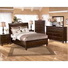 Sleigh Bed With Storage B506 57 Ashley Furniture Camdyn Queen Sleigh Bed With Storage Fb