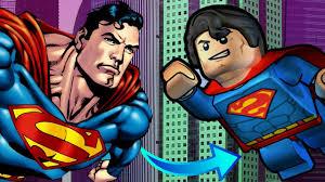 Superman Coloring Pages Fun Transforms Lego Superman Coloring