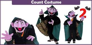 sesame street count costume a diy guide cosplay savvy