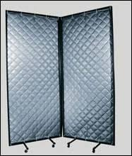 acoustic blanket u0026 curtain systems for sound transmission control
