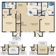 D D Floor Plans Puerta Villa At Pellicano Availability Floor Plans U0026 Pricing