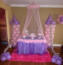 Balloon Decor Ideas Birthdays Exterior Princess Balloon Decoration Ideas Balloon Decoration