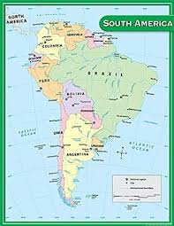 south america map atlas created resources south america map chart