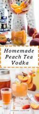 best 25 peach vodka drinks ideas on pinterest peach vodka