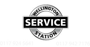car service logo car servicing wellington service station