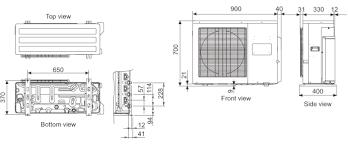 fujitsu mini split wiring diagram wiring diagram simonand