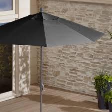 Tilting Patio Umbrella Sunbrella 9 Tilting Market Umbrella In Patio Umbrellas Reviews