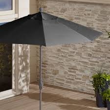 Patio Umbrellas That Tilt Sunbrella 9 Tilting Market Umbrella In Patio Umbrellas Reviews