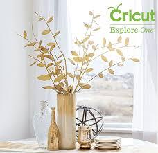 metallic tree create and craft