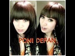 hair clip poni hairclip poni depan harga 55 ribu