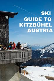 ski guide to kitzbühel slopes activities and accommodation