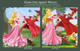 Meme Disney Princesses - disney princess images draw this again meme dp style hd