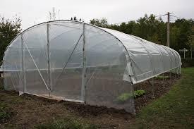 serre tunelle de jardin kit d aération latérale pour serre de jardin