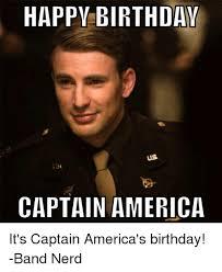Nerd Birthday Meme - 25 best memes about captain america birthday captain america