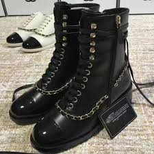 womens boots uk designer newest 2017 patchwork fashion chain shoes brand designer