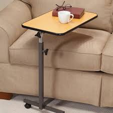 adjustable couch table tray easy comforts