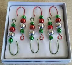 69 best beaded ornament hangers images on