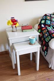 Free Plans To Build End Tables by 80 Best Side Tables Images On Pinterest Side Tables Diy And