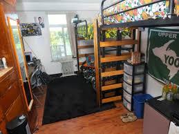 Tall Bed Risers Easy Dorm Room Hacks Business Insider