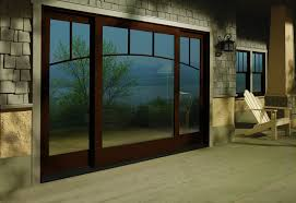 three panel sliding glass door patio doors with style how to connect the indoors to the outdoors