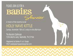 baby shower invitation decorations baby shower diy