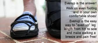 Comfortable Shoes After Foot Surgery Welcome To Evenup Makes All The Difference