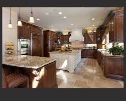 Kitchen Paint Colors With Dark Wood Cabinets Kitchen Paint Colors With Dark Cabinets Home Combo