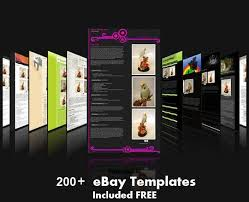 free ebay listing templates free ebay auction templates from