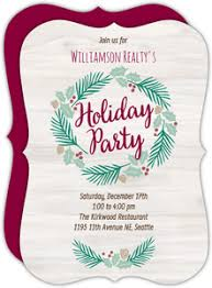 party invitations business invitations business christmas invitations