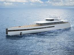 steve jobs mega yacht venus travel cruise ship boat 1