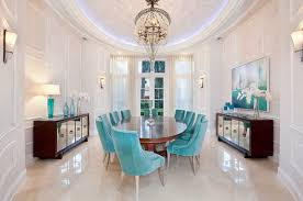 Mirrored Dining Room Furniture Decorating With Mirrored Furniture In 15 Stunning Dining Room