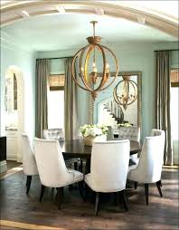 Lantern Light Fixtures For Dining Room Dining Room Lantern Chandelier S Ideas For Small Space Boscocafe