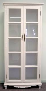 Shelves With Glass Doors by Ikea Smadal Bookcase With Glass Doors Line The Back With Pretty