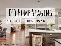 How To Design Home On A Budget by Diy Home Staging Selling Your Home On A Budget