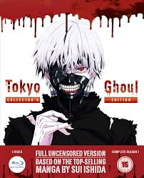 tokyo ghoul tokyo ghoul blu ray limited collector u0027s edition u2013 alltheanime