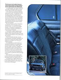Blue Door Barnes by Thesamba Com Vw Archives 1983 Vw Rabbit Sales Brochure