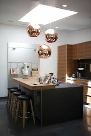 dining room kitchen ideas black and copper kitchen ideas modern extravagant and bold designs