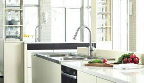 Hansgrohe Talis Kitchen Faucet Hansgrohe 14877001 Chrome Talis S Pull Down Kitchen Faucet U2013 Mega