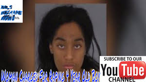 ohio woman charged for raping 4 year old boy posting it on