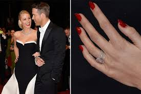Blake Lively Wedding Ring by Blake Lively Lauren Conrad And More Celebrities Who Rock Rose