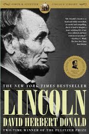 lincoln lincoln david herbert donald 9780684825359 amazon com books