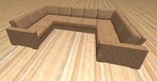 U Sofas U Shaped Sofas Design Your Own U Shaped Sofa Nabru