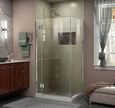 30 Shower Door Dreamline Unidoor X 30 3 8 In W X 34 In D X 72 In H Hinged