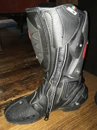 used motorcycle boots for sale gently used sidi vertigo lei boots size 37 u2014 gearchic
