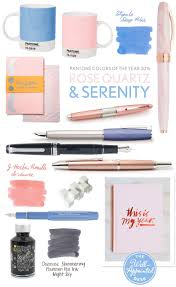 fashionable friday pantone colors of the year 2016 rose quartz